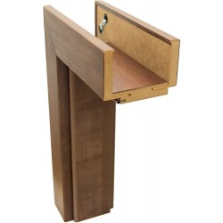 Коробка Brama регульована / МДФ / Лінія дерева