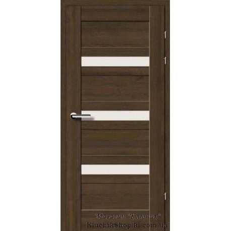 Двері Brama 19.2. Колір мокка