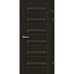 Двері Brama 19.40 / Екоцел / Декор дуб чорний
