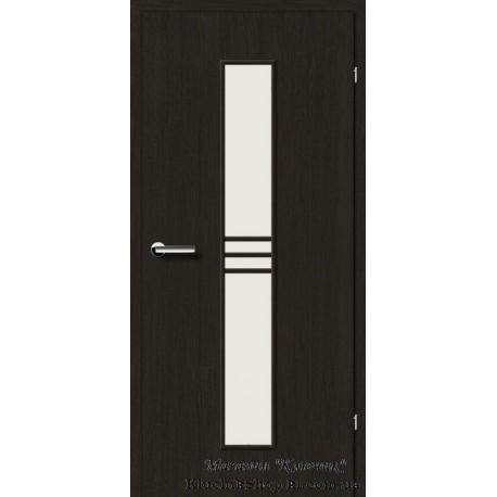 Двері Brama 15.2. Декор дуб чорний