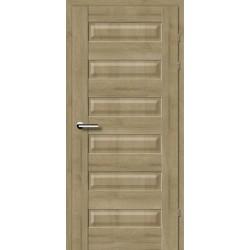 Двері Brama 19.40 / Евродорс / Декор Дуб натуральний