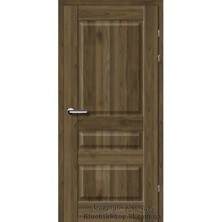 Двері Brama 19.50 / Евродорс / Декор Горіх американський
