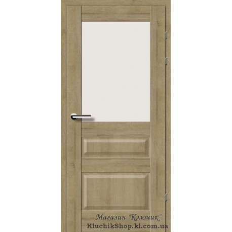 Двері Brama 19.51 / Евродорс / Декор Дуб натуральний