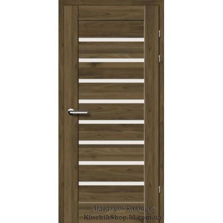 Двері Brama 19.31Е / Евродорс / Декор Горіх американський