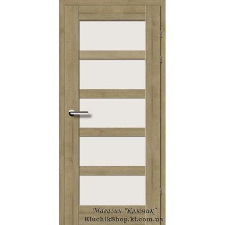 Двері Brama 19.85Е / Евродорс / Декор дуб натуральний
