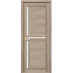 Двері Трініті / Скло сатин