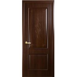 Двері Вілла / Суцільні з гравіюванням