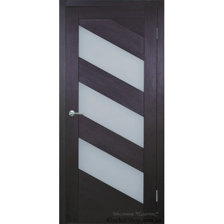 Двері Ag -1/ Скло сатин