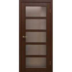 Двері Alegra Ag -5 / Скло сатин