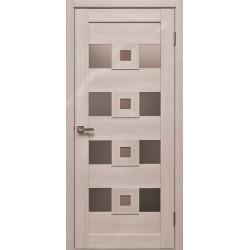 Двері Cs-6.1 / Скло сатин