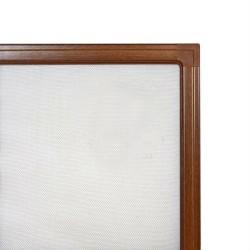 Москитна сітка віконна. Декор дуб золотий
