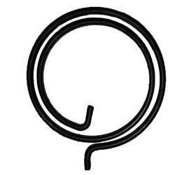 Пружинка дверної ручки на розеті