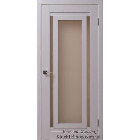 Двері Cs-2 / Скло сатин