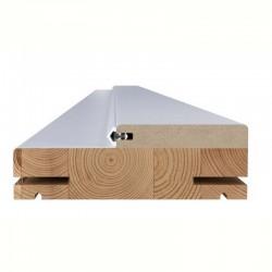 Коробка телескопічна Н.Стиль/ Дерево/ 100 мм
