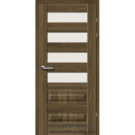 Двері Brama 19.44 / Евродорс / Декор Горіх американський