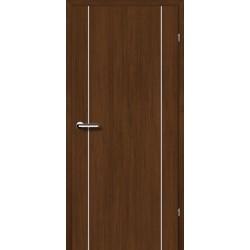 Двері Brama 2.9 / Лінія дерева / Декор горіх карпатський
