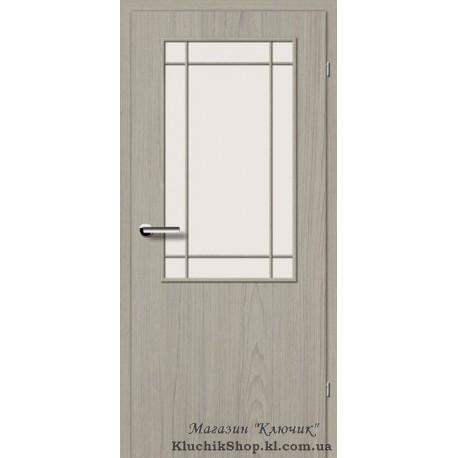 Двері Brama 2.13 / Лінія дерева / Декор дуб сірий