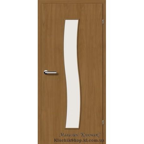 Двері Brama 2.27 / Лінія дерева / Декор вільха
