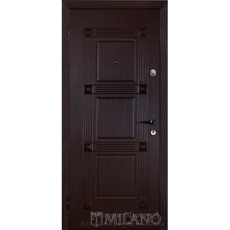 Конструкція дверей Milano / Фондо