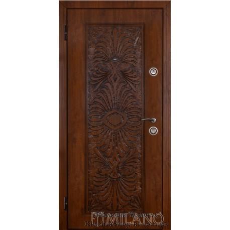 Двері Milano / L:avoro / Кипарис