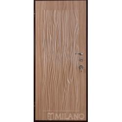 Двері Milano / 3D / Сепія