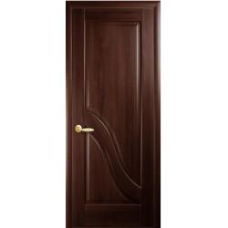 Двері Новий стиль / Амата / Декор каштан