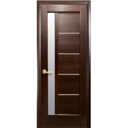 Двері Грета / Скло сатин