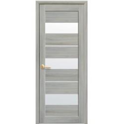 Двери Пиана / ПВХ-Deluxe / Декор ясень патина