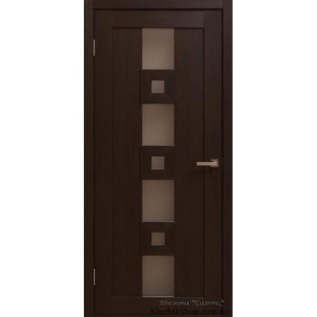Двері Cs-4 / Скло сатин