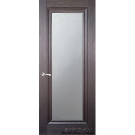 Двері CL-5 ПО / Скло сатин