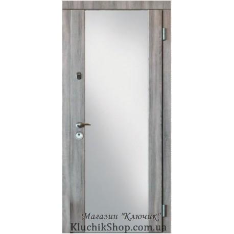 Двері Стретта дзеркало