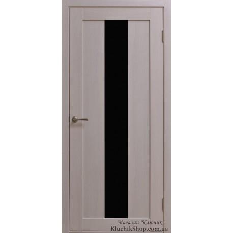 Двері Im-1 / Чорне скло