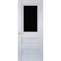 Двери CL-2 ПО / Черное стекло