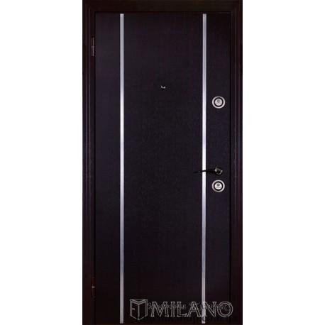 Двері Milano / Alumini / Ерто