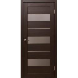 Двері Alegra Ag -12 / Скло сатин