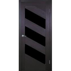 Двери Ag-1 / Черное стекло