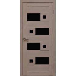 Двери Cs-5.1 / Черное стекло