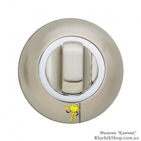 Накладка-вороток AF-1 WC SN/CP / Нікель-хром / Vortex