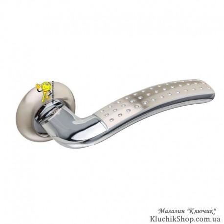 Ручка Plumbum (Плюмбум) Pb-A5 SN/CP