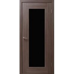 Двері Cs-1 / Чорне скло