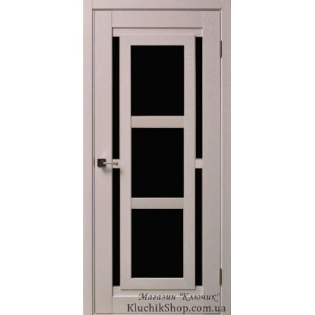Двері Cs-3 / Чорне скло