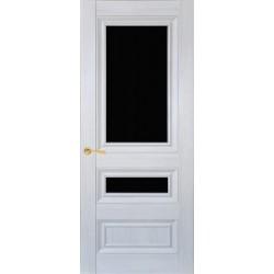 Двери CL-2 ПО-2 / Черное стекло