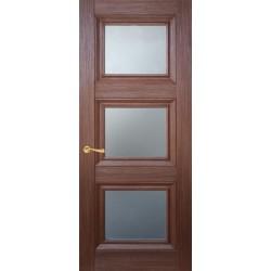 Двері CL-3 ПО / Скло сатин