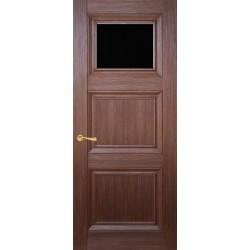 Двери CL-3 ПО-1 / Черное стекло