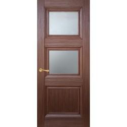 Двері CL-3 ПО-2 / Скло сатин