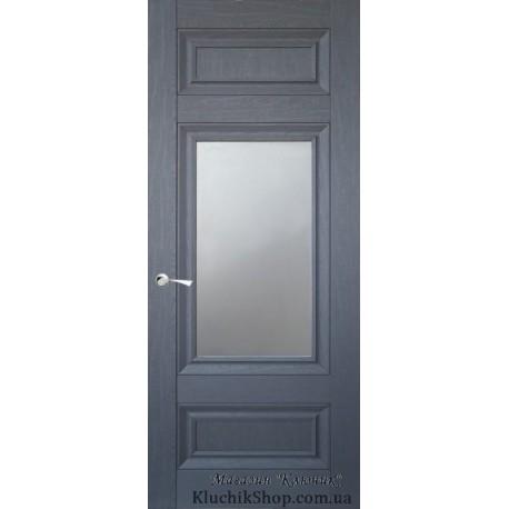 Двері CL-4 ПО-1 / Скло сатин