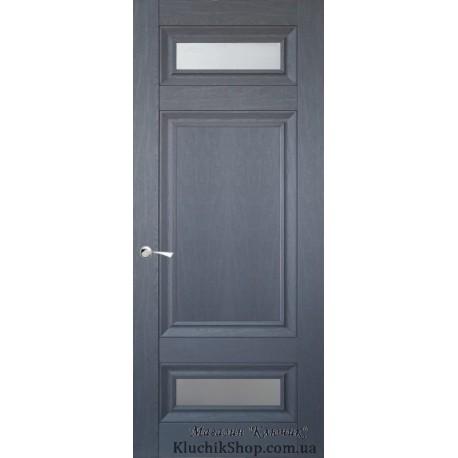 Двері CL-4 ПО-2 / Скло сатин