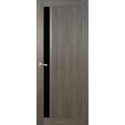 Двері Im-6 / Чорне скло