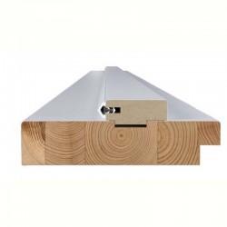 Коробка дверна звичайна 100мм Дерево /Н.Стиль