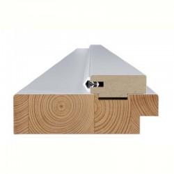Коробка дверна звичайна  80мм Дерево /Н.Стиль